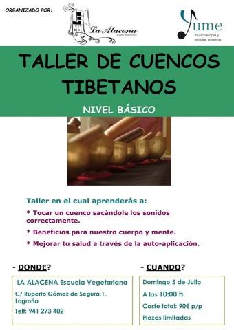 Taller CUENCOS LOGROÑO 5-7-15