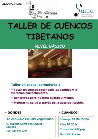 Taller Cuencos Logroño 24-5-15